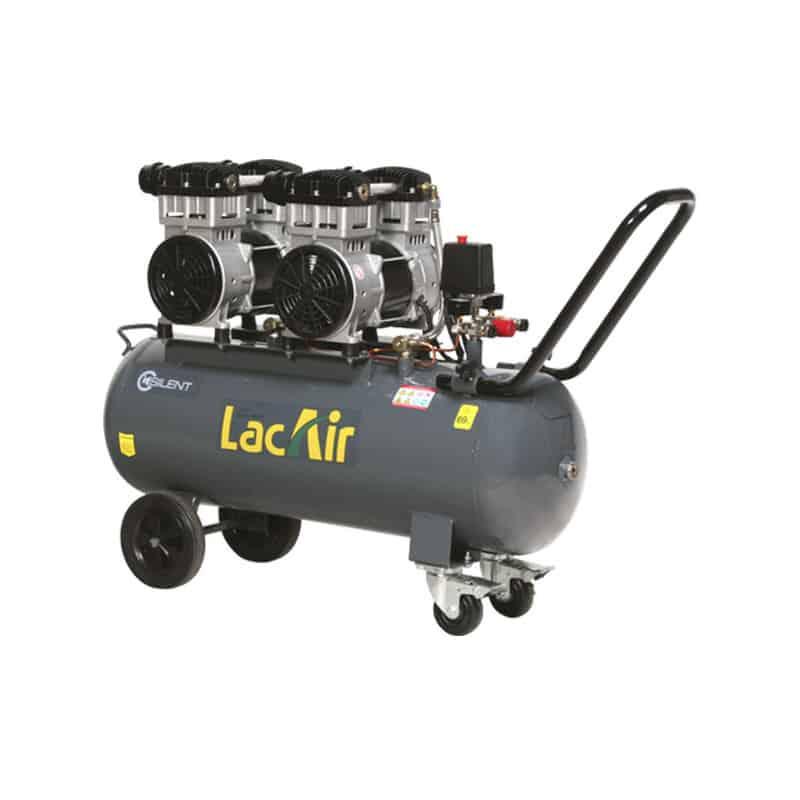 LACME Compresseur sans huile SILENT TWIN 24/70SH - 461940
