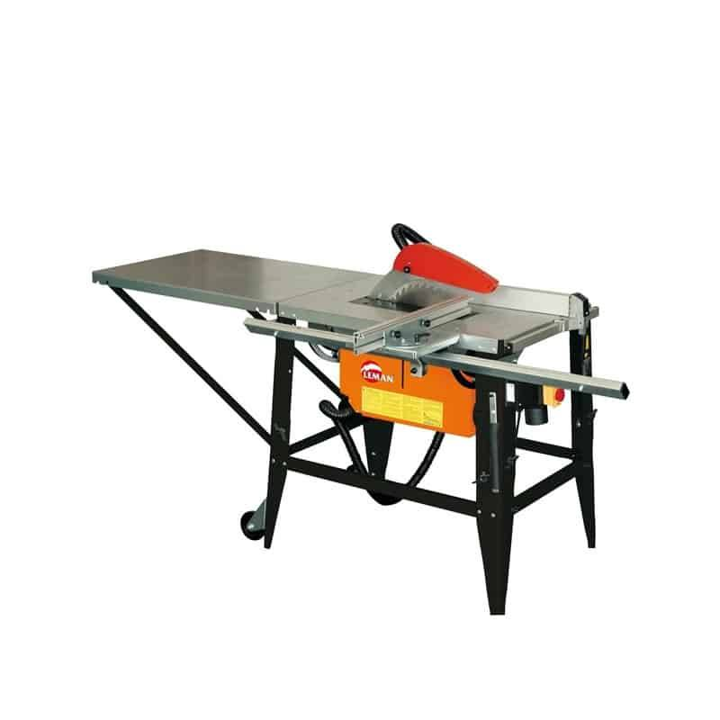 LEMAN Scie sur table 2000W Ø 315mm - LOSST315