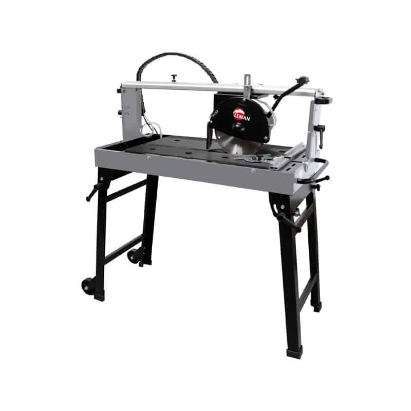 LEMAN Table de scie carrelage 250mm 1500W - STC250