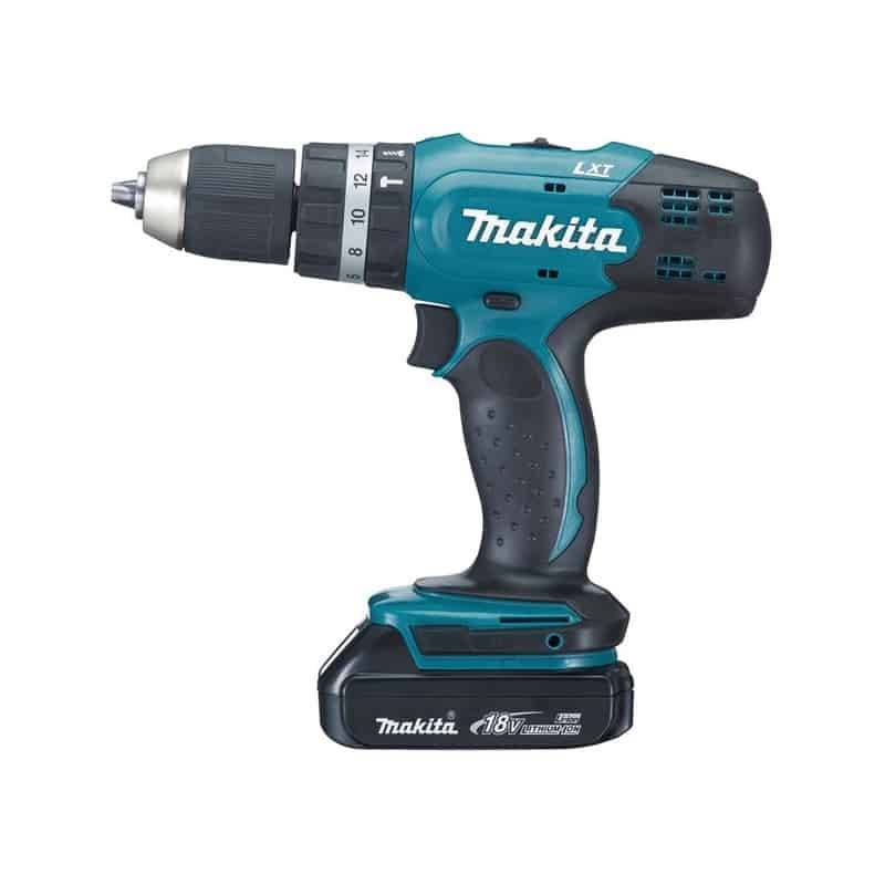 MAKITA Perceuse visseuse percu 18V - DHP453RYJ