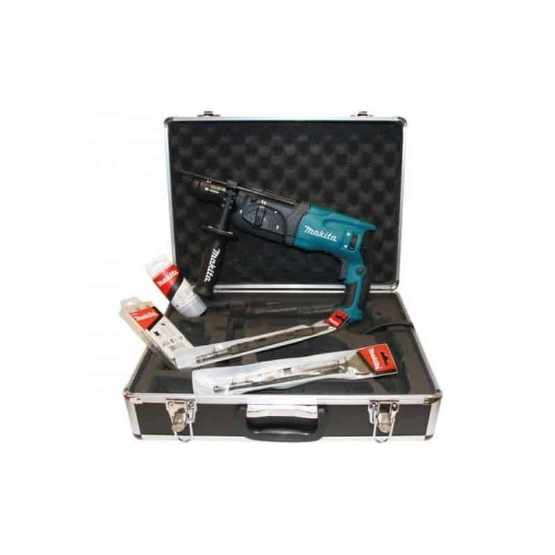 MAKITA Perforateur burineur 780W Sds-plus - HR2470T X1