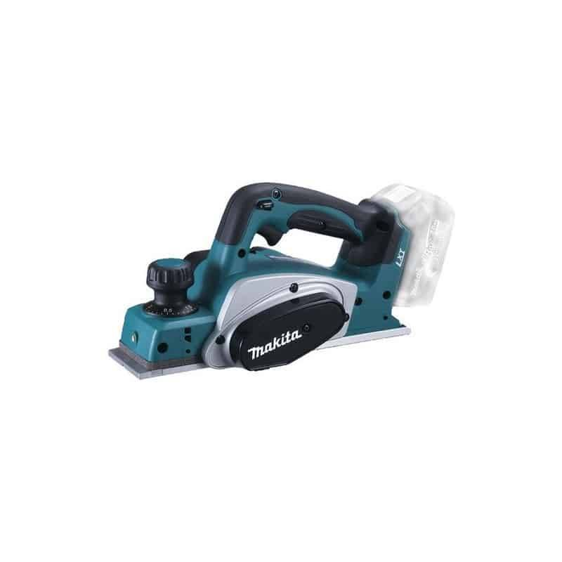 Makita rabot 82 mm 18 v li-ion - dkp180z (solo)