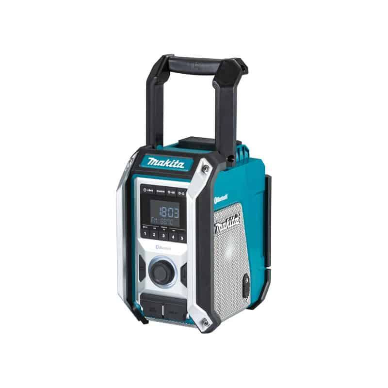 MAKITA Radio de chantier Bluetooth 10.8V à 18V solo - DMR114