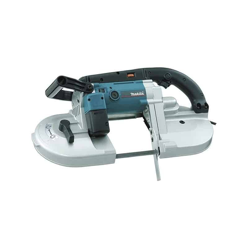 MAKITA Scie à ruban portable 710 W 120 x 120 mm - 2107FK