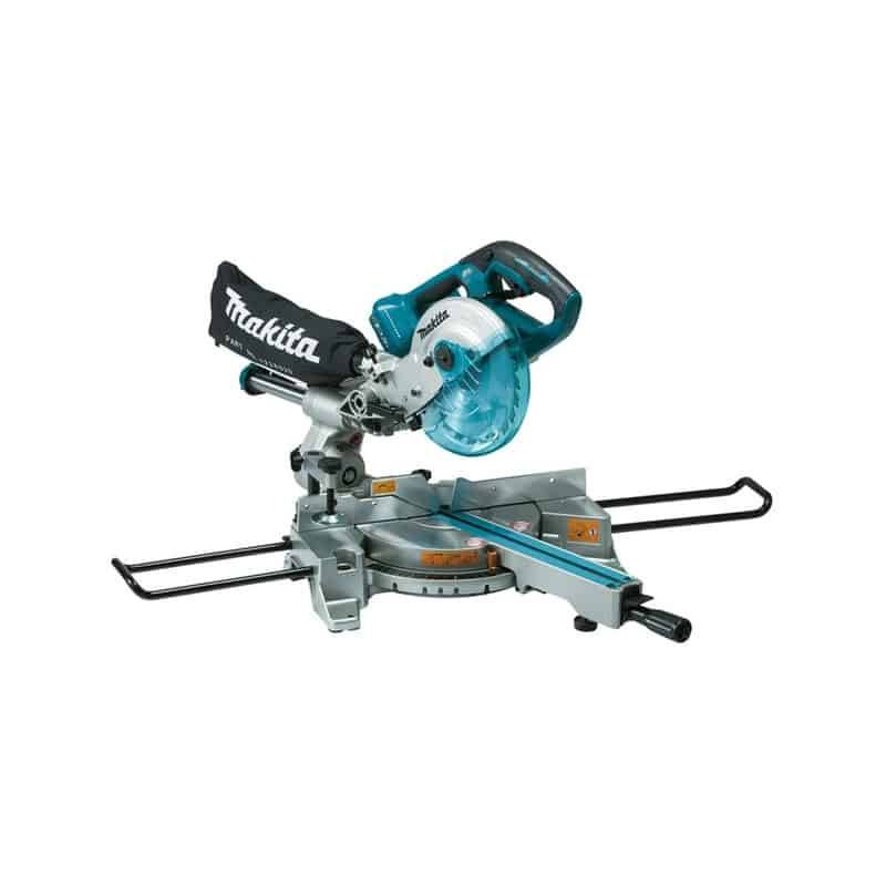 MAKITA Scie onglet radiale 190mm 36V - DLS714NZ (solo)
