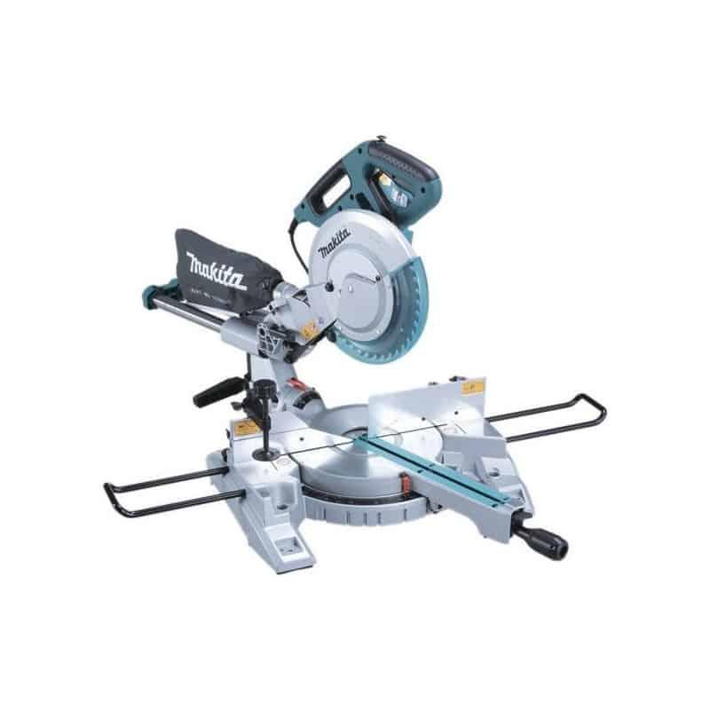 MAKITA Scie radiale + onglet 1430 W Ø 260 mm + Laser - LS1018L