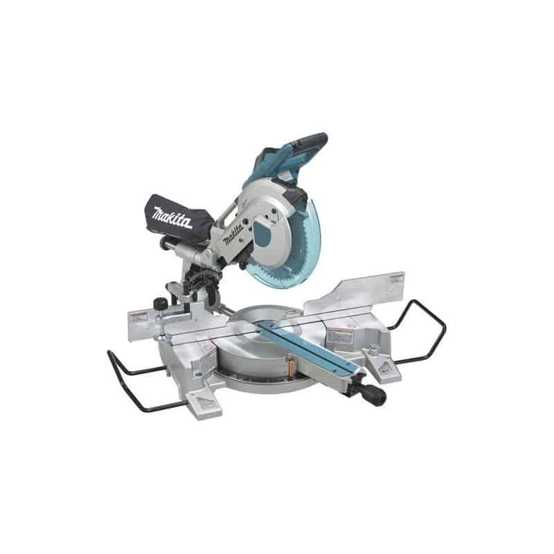 MAKITA Scie radiale + onglet 1430 W Ø 260 mm - LS1016
