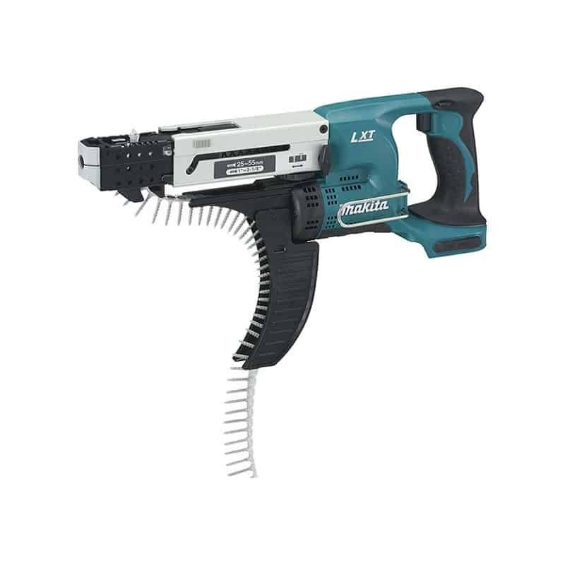 MAKITA Visseuse automatique 18V Li-Ion 4x25 à 55 mm (solo) - DFR550Z