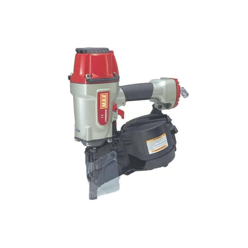 MAX Cloueur basse pression pour clous rouleaux 16 - CN890S