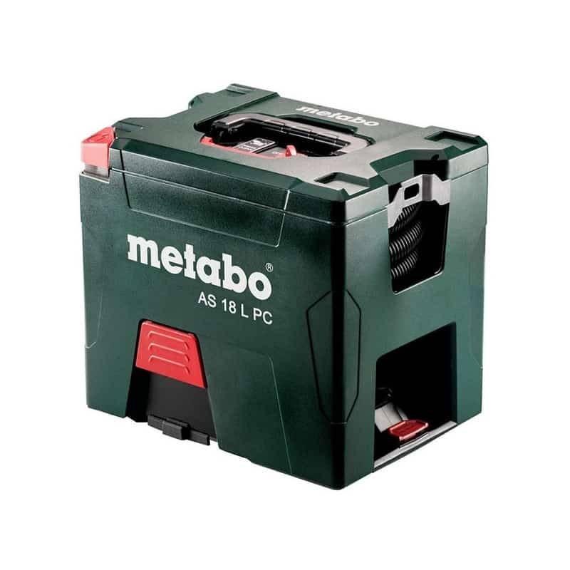 METABO Aspirateur sans fil 18V 5.2Ah AS18LPC - 602021000