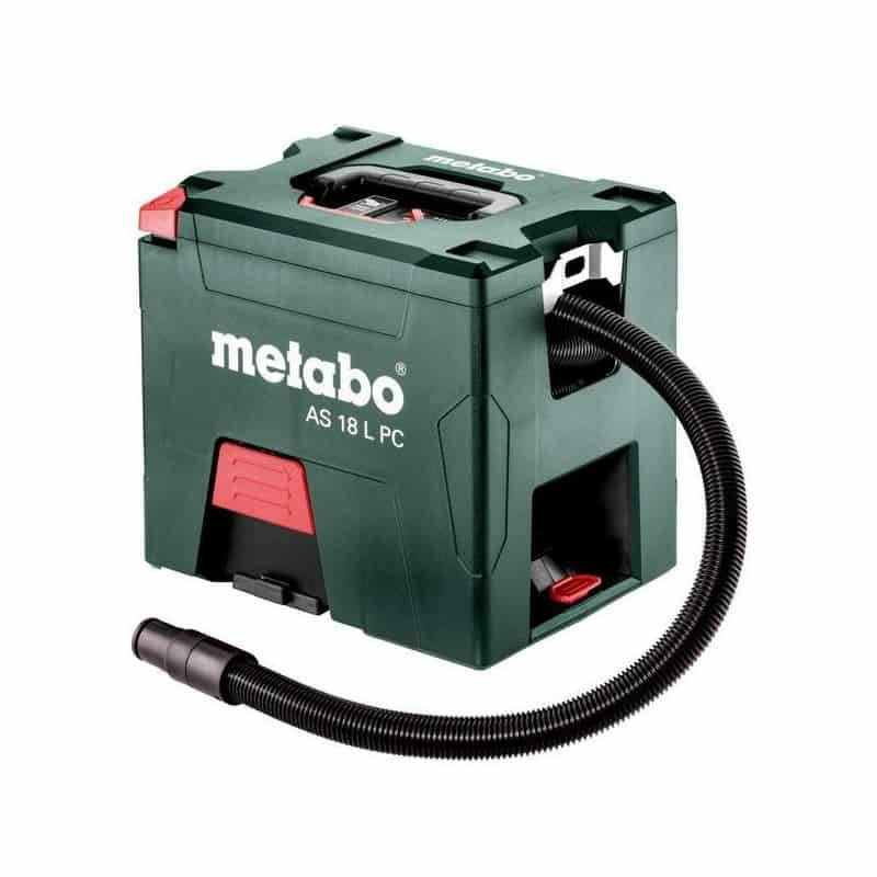 METABO Aspirateur sans fil 18V solo AS18LPC - 602021850