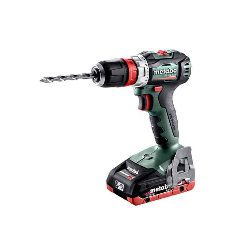 METABO Perceuse visseuse 18V 4Ah - BS 18 L BL Q - 602327800