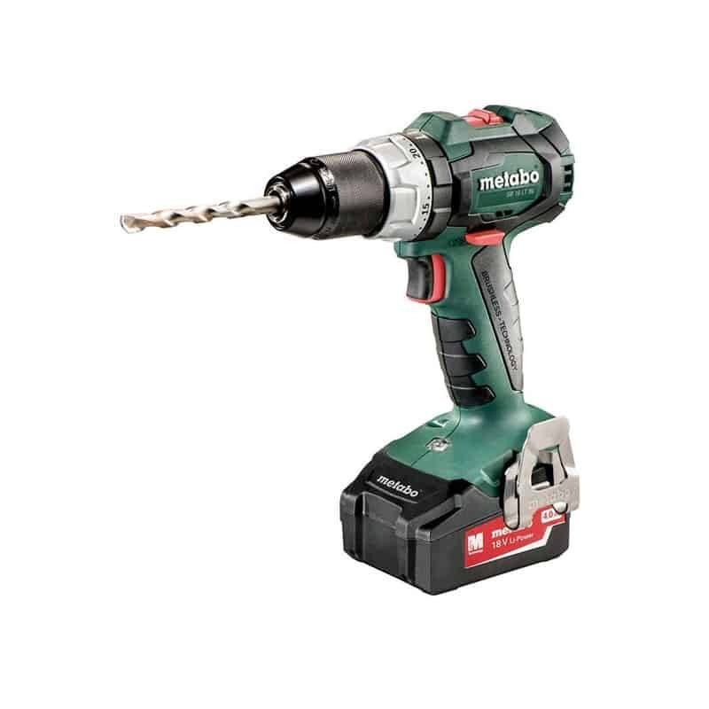 METABO Perceuse visseuse percussion 18V 4.0Ah SB18LTBL - 602316500