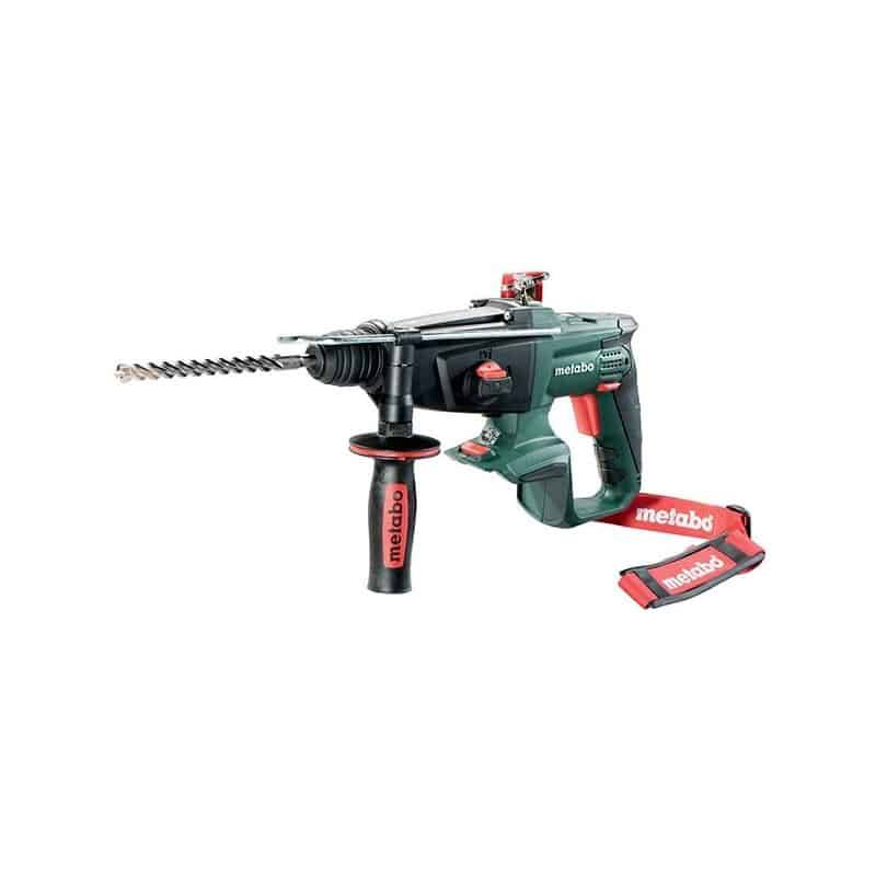 METABO Perforateur burineur SDS-Plus 18V solo KHA18LTX - 600210840