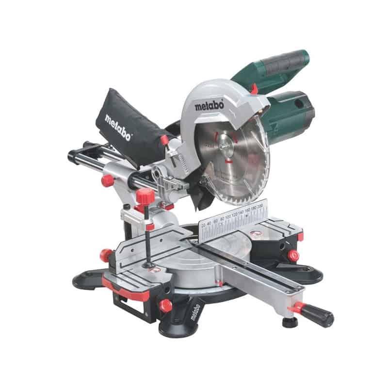 METABO Scie à onglets radiale 1500W KGS 254 M - 602540000