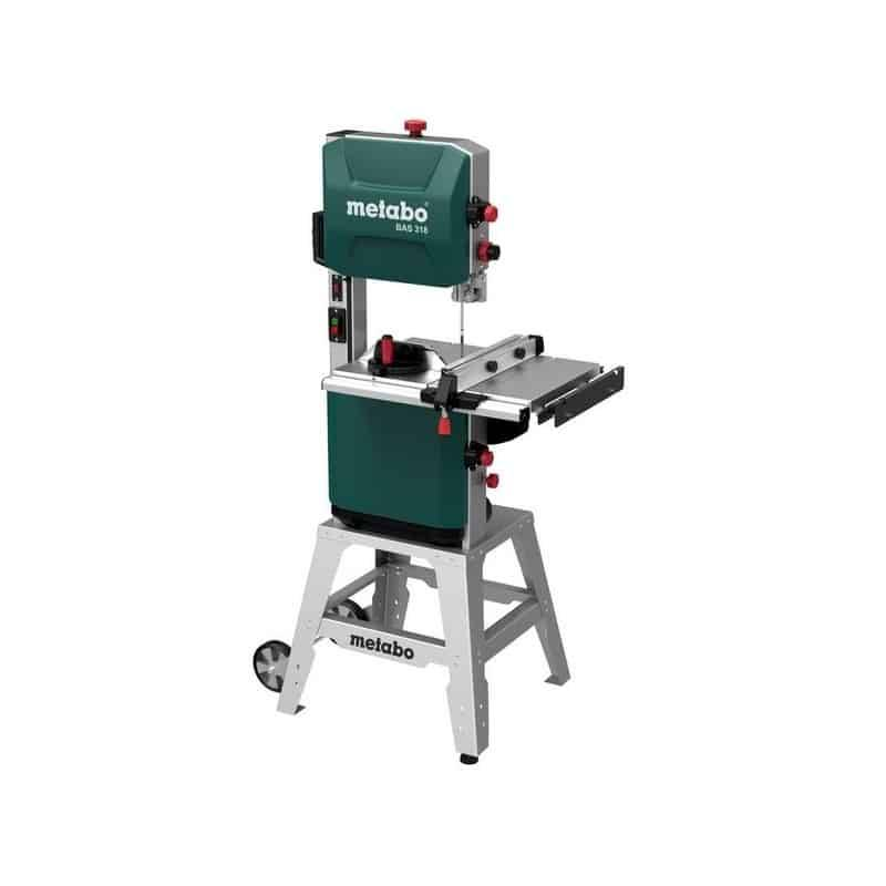 METABO Scie à ruban Monophasé 170mm BAS318 Precision WNB - 619009000