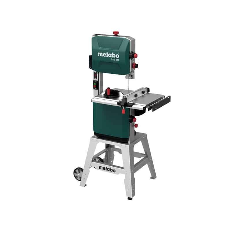METABO Scie à ruban Triphasé 170mm BAS318 Precision DNB - 619010000