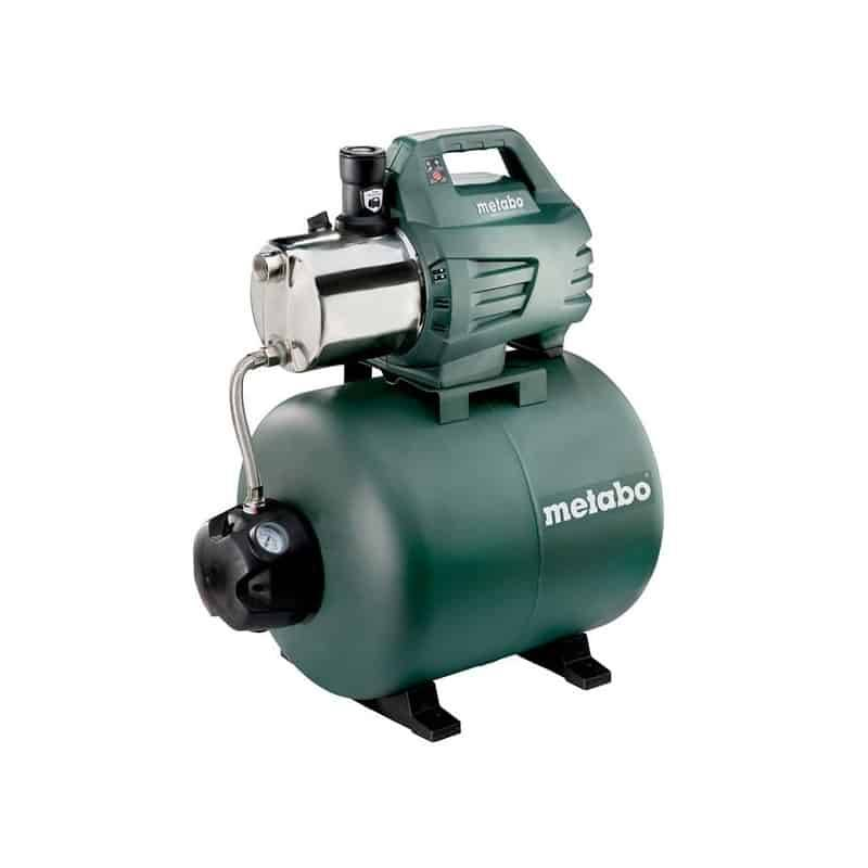 METABO Surpresseur avec réservoir 50L HWW 6600/50 Inox - 600976000