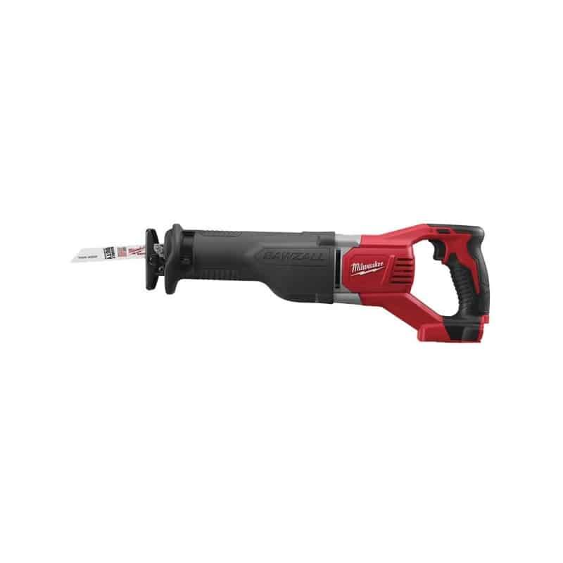 MILWAUKEE Scie sabre M18 BSX-0 - 4933447275 solo