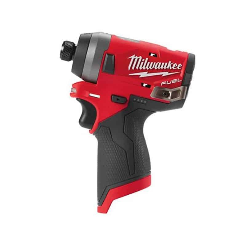 MILWAUKEE Visseuse à chocs 12V solo FUEL M12 FID-0 - 4933459822