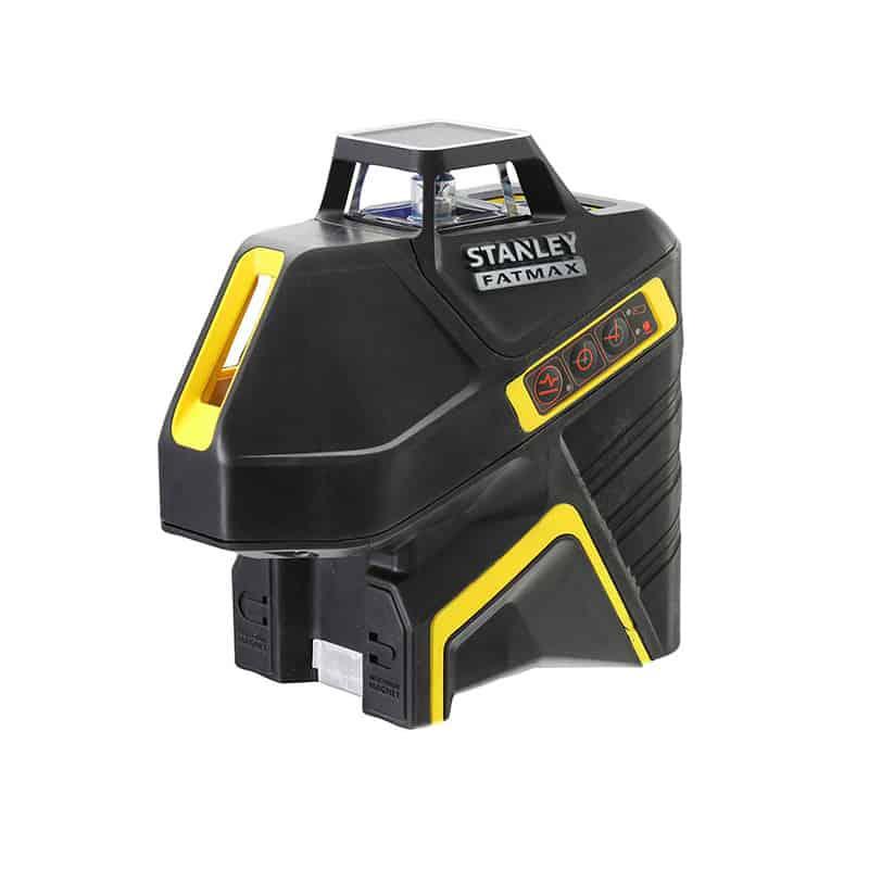 STANLEY Niveau laser rouge multilignes FatMax SLR-2V - FMHT1-77416