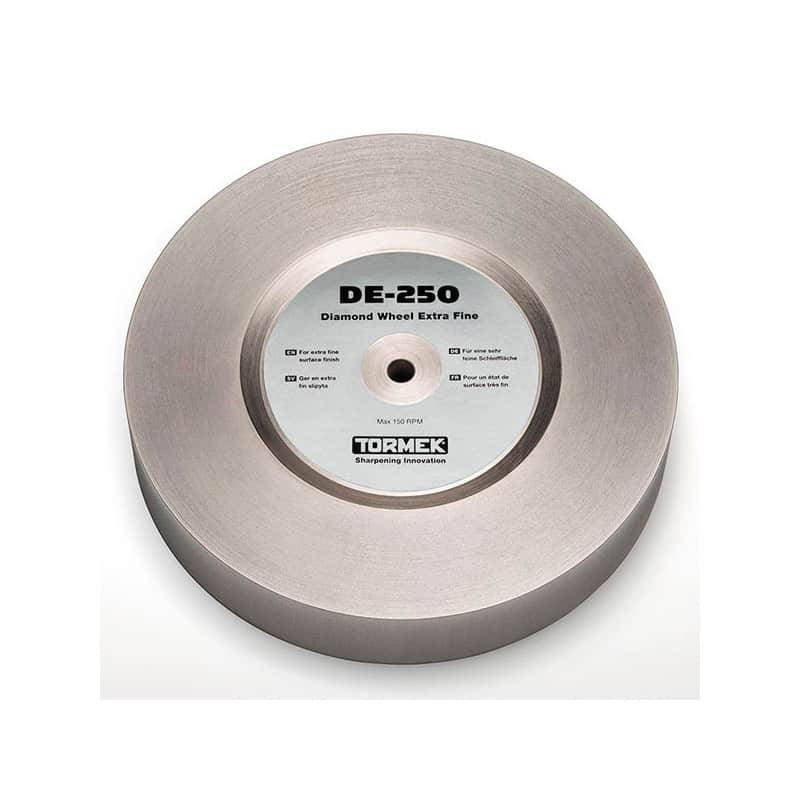 TORMEK Meule diamant Ø250mm grain extra fin - DE-250