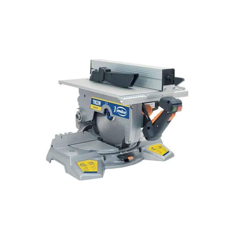VIRUTEX Scie onglet à table 1500W Ø 300 - TM33W - 3300400 ALP