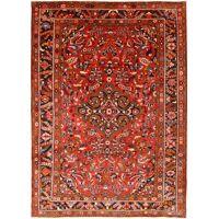 Nain Trading Tapis Fait Main Lilian 341x249 Marron/Rose (Laine, Perse/Iran) <br /><b>1440 EUR</b> naintrading.com FR