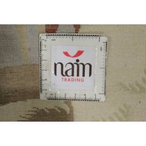 Nain Trading Tapis D'orient Chinois Soie Bild 73x150 Beige/Marron (Noué à la main, Chine, Soie)