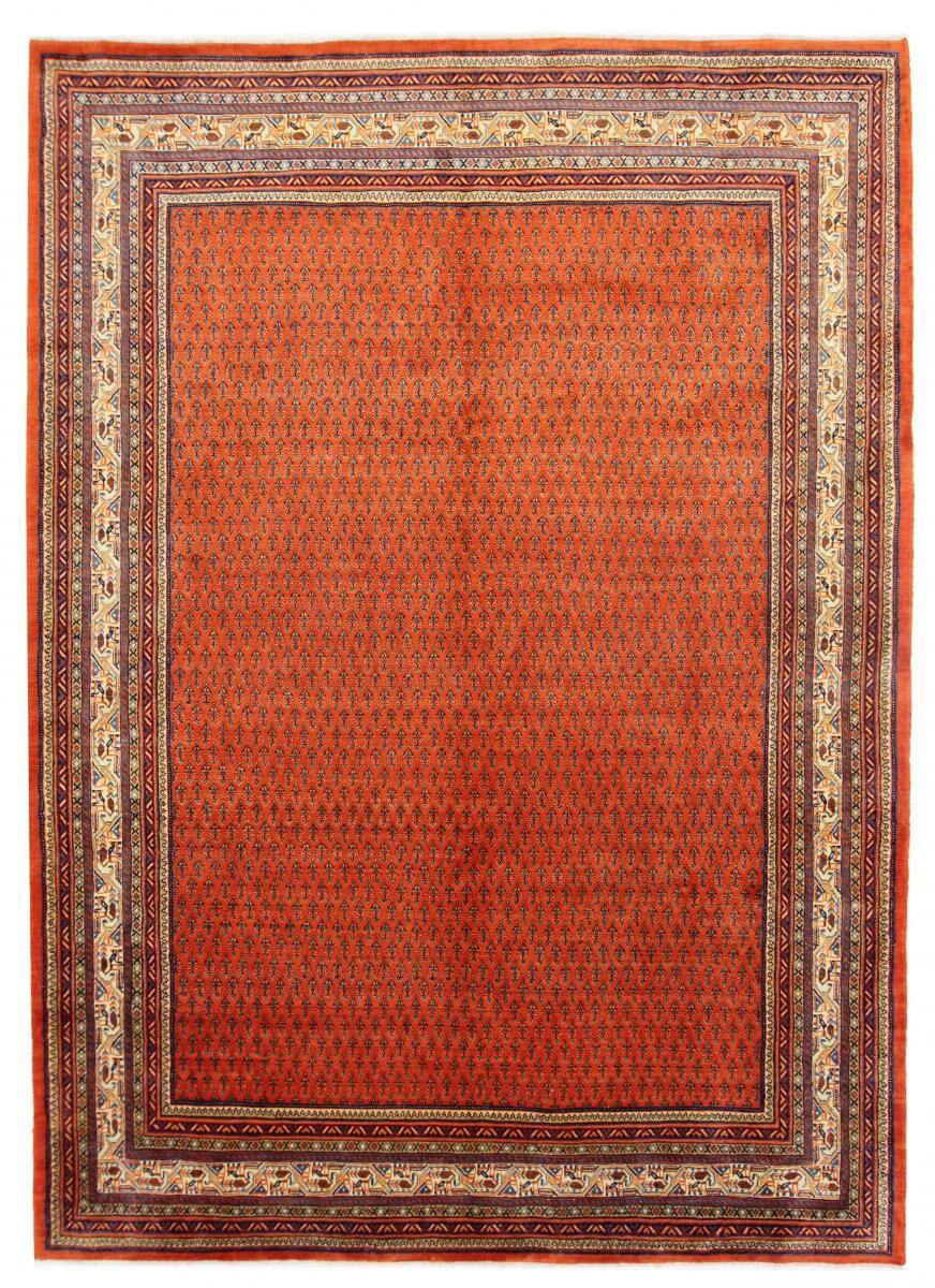 Nain Trading Tapis D'orient sarough mir 306x221 Orange/Rose (Laine, Perse/Iran, Noué à la main)