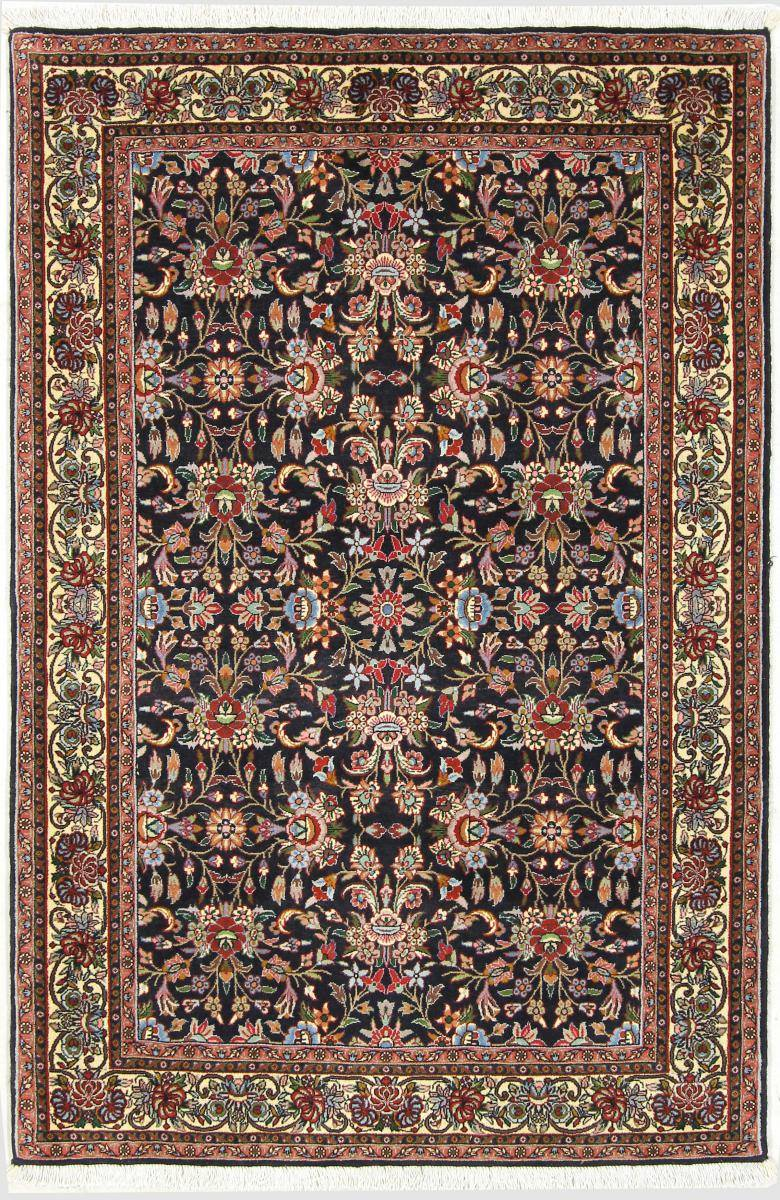 Nain Trading Tapis Bidjar 165x109 Marron Foncé/Rose (Laine, Perse/Iran, Noué à la main)