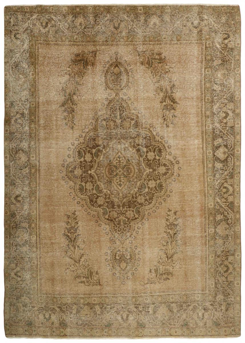 Nain Trading Tapis D'orient Vintage Royal 328x237 Marron (Laine, Perse/Iran, Noué à la main)