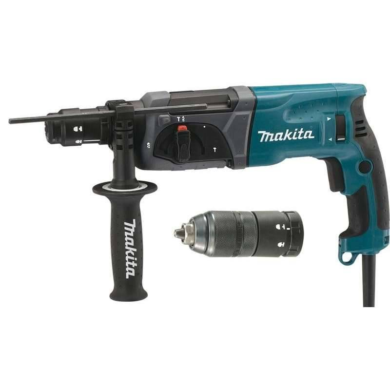 Makita Perforateur Burineur SDS-Plus MAKITA HR2470FT 780 W 24 mm