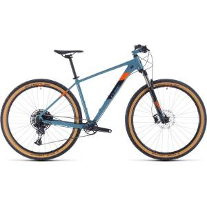 "Cube VTT semi-rigide Cube Acid 29 (2020) - 19"" Bluegrey - Orange"