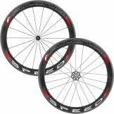 Fulcrum Paire de roues de route Fulcrum SPEED 55T Carbon (boyaux) - Carbone