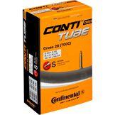 Continental Chambre à air de route Continental Quality - 700 x 32-47 Cross 28