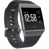Fitbit Montre Fitbit Ionic Smart - One Size Charcoal & Smoke-Gre   Montres