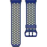 Fitbit Bracelet Fitbit Ionic Sport - Small Blue / Yellow