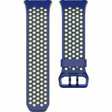 Fitbit Bracelet Fitbit Ionic Sport - Small Blue / Yellow