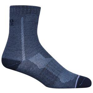 1000 Mile Chaussettes Femme 1000 Mile (tout terrain) - S Bleu   Chaussettes