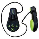 FINIS Lecteur MP3 FINIS Duo (subaquatique) - Noir/Vert   Ecouteurs