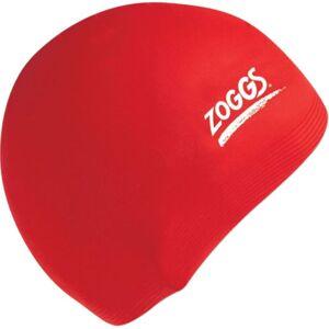 Zoggs Bonnet de bain Zoggs Silicone - Taille unique Rouge   Bonnets de bain