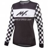 Morvelo Maillot VTT Femme Morvélo Speed Shop (manches longues) SS19 Speed Shop XXL