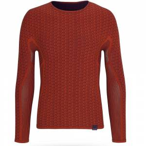 GripGrab Maillot de corps GripGrab Freedom (sans coutures, thermique, manches longues) Rouge S/M