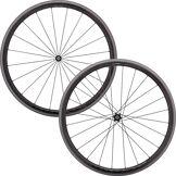 Prime Paire de roues Prime BlackEdition 38 (carbone)