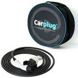 CARPLUG Câble de recharge - T2T2 - 7m - 22kW (3 phases 32A) - voiture électrique + Housse