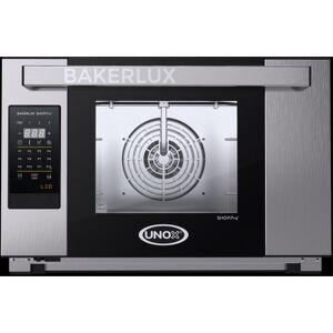 UNOX Four pâtisserie professionnel - 3 niveaux 460x330 - Bakerlux Stefania Led - Unox - Publicité
