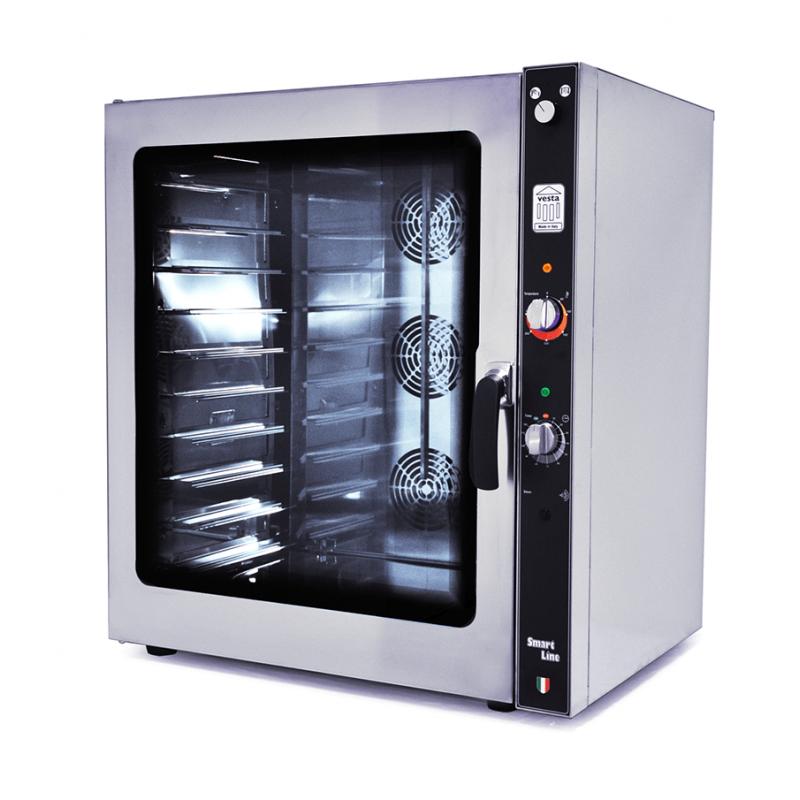 VESTA Four Pâtisserie Professionnel - 10 niveaux 600x400 - Vesta