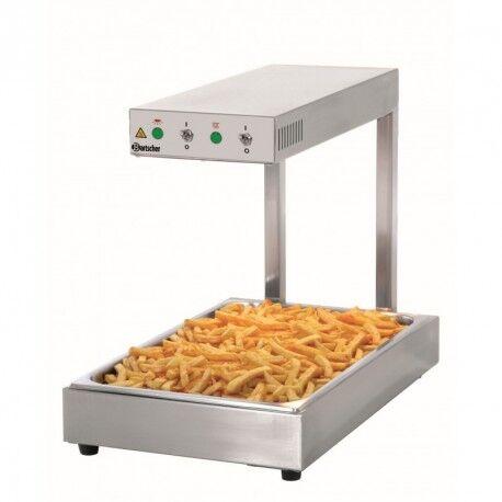 BARTSCHER Chauffe Frites Professionnel GN1/1 230V Inox - Bartscher