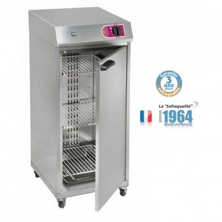 SOFRACA Armoire chauffante ventilée - 5 bacs GN 2/3 - Sofraca